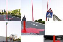 Reklamiranje građevinarstva / Reklamiranje građevinarstva: materijali, oprema, boje