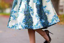 Spodnice i sukienki :)