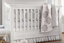 Amazing Theme of Larkin Fixed Gate Sleight Crib