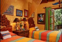 Southwest Bedrooms / by Angie Kranz