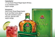 Alcoholic Beverages / by Angela Stiggins