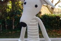 Crochet Whippets