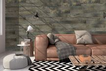 Designer Wall Planks