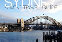 TRAVEL - Australia / Travel Guides & Places to See in Australia - Sydney, Melbourne, City Breaks & Day Trips