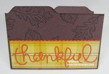 Envelope Punch Board / www.barbstamps.com - Project ideas using the Envelope Punch Board from Stampin' Up!