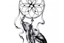 Tatuaże pióra