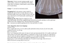 Crochet - tejidos para niñ@s / Vestidos y chalecos para guaguas y niñ@s