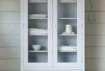 Kitchen Display Cabinet