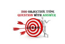 00 Important Objective type Questions with Answer...