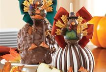 Fall Gifts / Celebrate the season with Autumn-themed Gourmet Caramel Apples & other irresistible confections to share with family and friends! Repin to your own inspiration board.