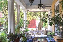 Porches, patios and outdoor spaces / Outdoor living (and relaxing) at its most fabulous!