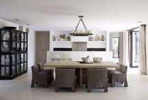 Keuken P Boon / Inrichting piet boon architectuur keuken servies witte planken
