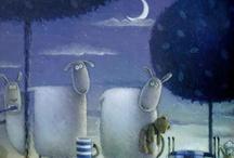 Ovečky Rob Scotton
