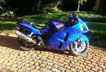 Motorbikes / One of my passions