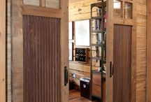 Home Office | Strongwood Log & Timber Homes