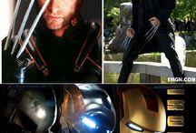 zuper heroes!