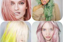 Colors by coiffure unique / Colors we love