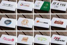 Логотипы / Создание логотипов и фирменного стиля