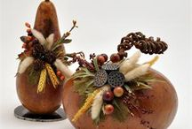 Gourdy Fun / by Lisa Spencer