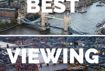LONDON TRAVEL TIPS / Our home city of LONDON is the best in the world! Visit like a local