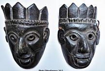 ETHNOFLORENCE Himalayan Mask of the Day
