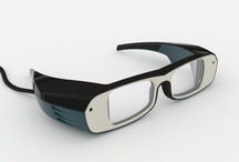 Augmented Reality Eyewear / by Scott O'Brien