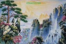 gemstone painting, landscape foreign, gemstone art, gemstone picture / gemstone painting, landscape foreign, gemstone art, gemstone picture http://tranhda.biz/