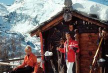 Ski Fashion in Zermatt