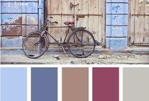 Paint colour choices