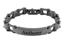 Men's Bracelets / Our unique mens bracelets will make you great and are comfortable to wear. Our bracelets for men are designed to match suits, semi-formal and casual mens attire.