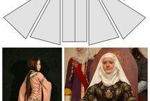Medievale vestiti