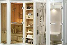 Home spa room