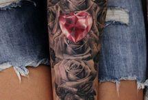 Szerelmes Tetoválások
