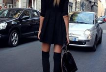 Looks / by Nathalia Jacques