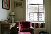 Relaxing Spaces Inspirations / by Alison Foster
