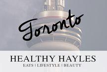 Toronto Pins