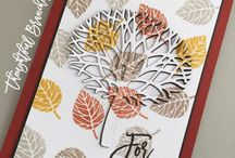 Thoughtful Branches / Inspiration for Exclusive Stampin' Up! bundle Thoughtful Branches