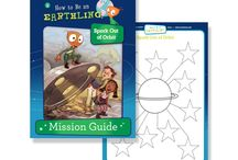 How to Be An Earthling Mission Guides #KanePress #HtBE