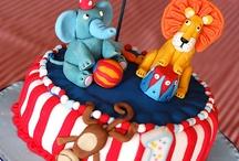 Aniversário tema de circo