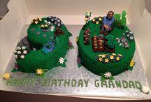 My cake creations!