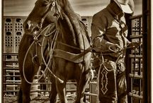 Cowboys and cowgirls / Cowboys  / by Charlie B