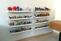 Childrens room / Inspiration, toys, design