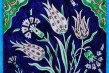 Türk Sanatları : Çini