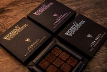 Wicked & Wonderful / Wicked & Wonderful is another client we work with.  Created by the award winning Benjamin Chocolatier.  http://benjaminchocolatier.co.uk/