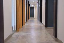 Design Intérieur Corporatif / Design intérieur - Gestion de projet - Aménagement