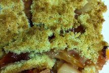 Sobremesas / Para um final feliz... Receitas de sobremesa do blogue Maçã Assada