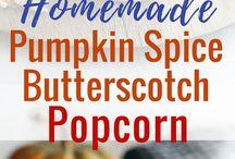 We <3 Popcorn! / Fun and tasty new ways to enjoy your popcorn your next movie night!