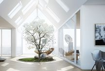 Dom / Wnętrza, dom