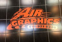 Air Graphics / We are your number one airbrushing company on the East Coast 610-921-8300 You can email us at info@airgraphicsstore.com