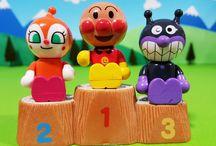 アンパンマンおもちゃアニメ❤2015年6月 人気動画ランキングだよ! Anpanman Toys Animation